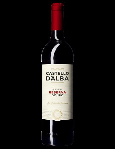 Castello D' Alba Reserva 2017 - Red Wine