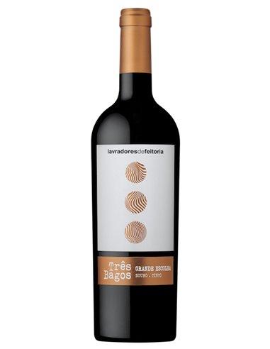 Três Bagos Grande Escolha 2015 - Vinho Tinto