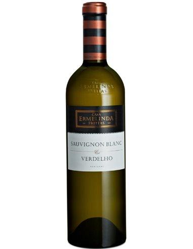 Ermelinda Freitas Sauvignon Blanc Verdelho 2018 - Vino Blanco