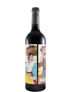 Cortes de Cima Dois Terroirs 2017 - Red Wine