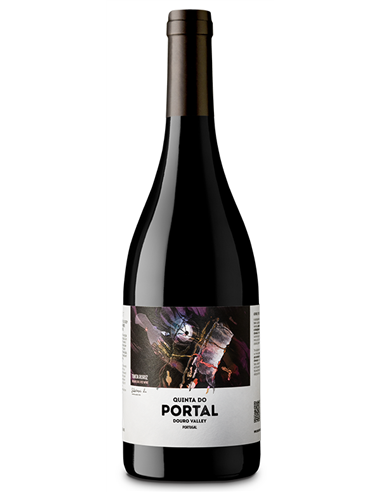 Quinta do Portal Tinta Roriz 2017 - Vinho Tinto