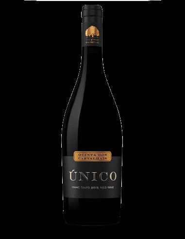 Quinta dos Carvalhais Único 2015 - Vinho Tinto