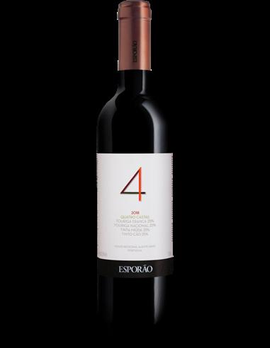 Esporão 4 Quatro Castas 2018 - Vinho Tinto