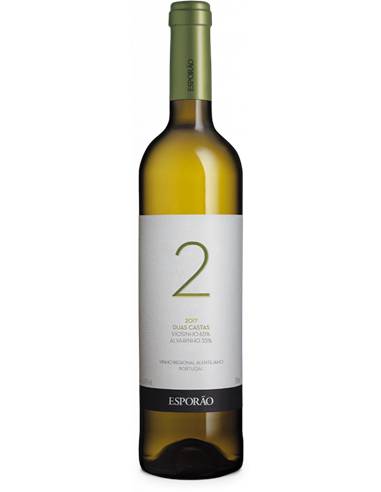 Esporão 2 castas 2017 -  White Wine