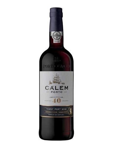 Cálem 40 Years Old Port - Port Wine