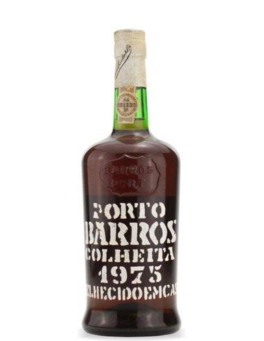 Porto Barros Colheita 1975 Matured in Wood - Vinho do Porto