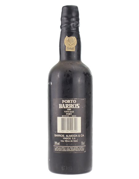 Porto Barros Vintage 1985 - Port Wine