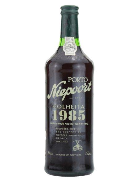 Niepoort's Port Colheita 1985 engarrafado em 1998 - Port Wine