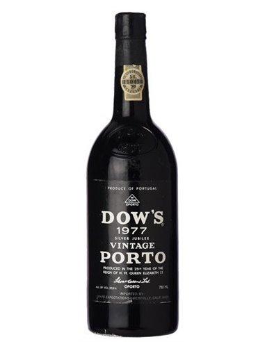 Dow's 1977 Silver Jubilee Vintage - Port Wine
