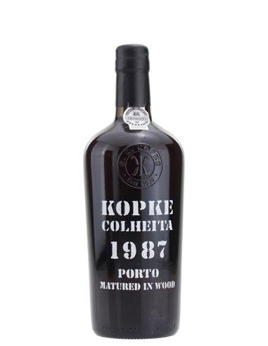 Kopke Colheita 1987 - Port Wine