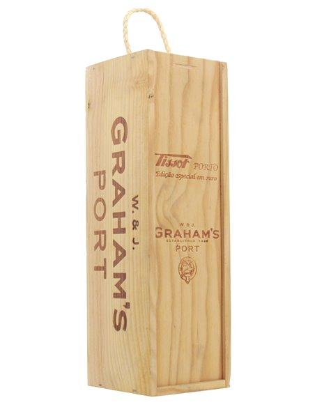 Graham's Vintage 1988 bottled in 1990 - Port Wine