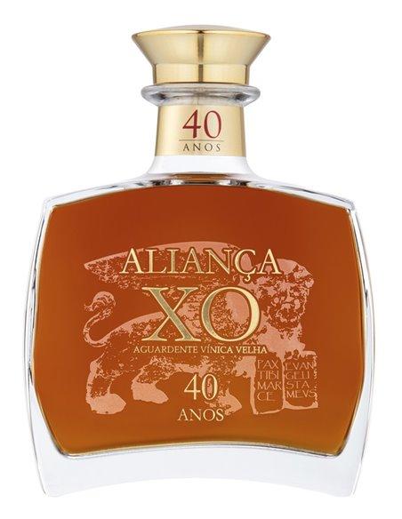 Aguardente Aliança XO 40 Anos - Aguardente