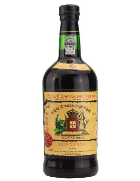 Real Companhia Velha Fundador Tawny - Port Wine