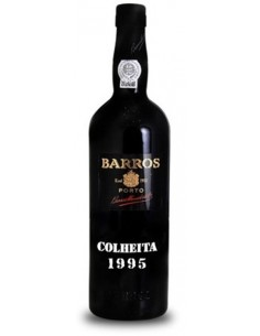 Porto Barros Colheita 1995 - Port Wine