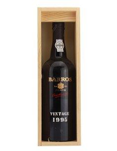 Porto Barros Colheita 1950 - Vin Porto