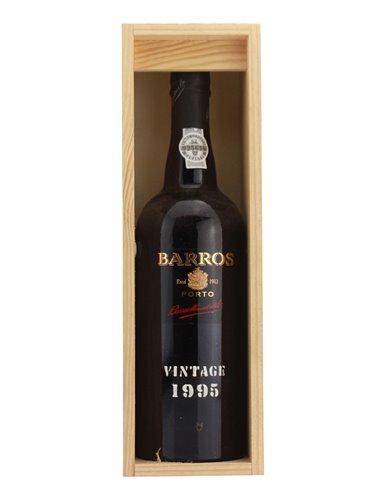 Porto Barros Colheita 1950 - Vino Oporto