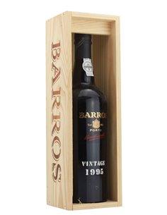 Porto Barros Vintage 1989 - Vino Oporto