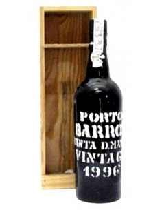 Porto Barros Vintage 1991 - Vinho do Porto