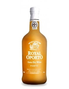 Royal Oporto Extra Dry White - Port Wine