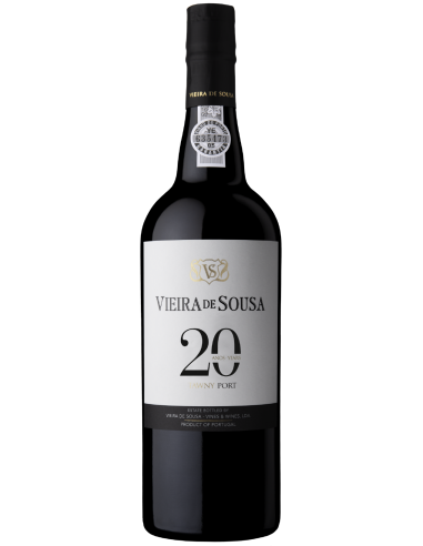 Vieira de Sousa Porto Tawny 20 years...