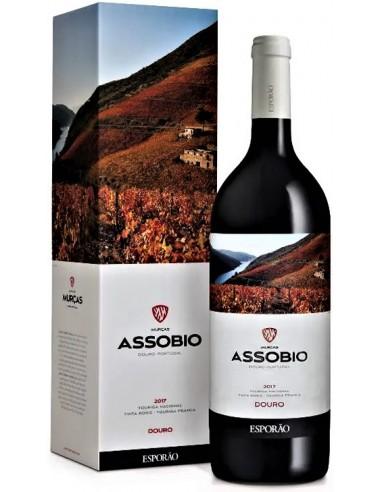 Assobio 2019 Magnum 1,5L - Red Wine