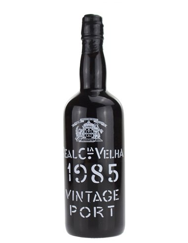 Real Companhia Velha Vintage 1985 - Vinho do Porto