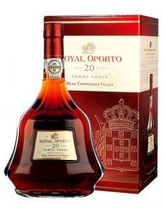 Royal Oporto 20 Years - Port Wine