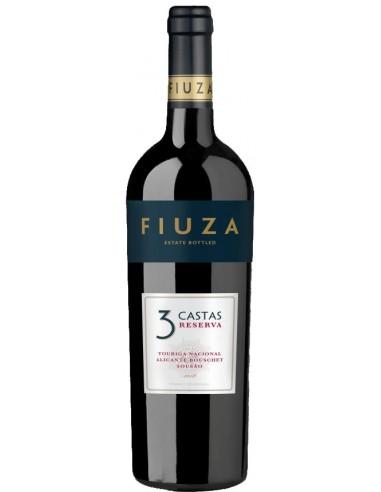 Fiuza 3 Castas Reserve Red 2018 - Red...
