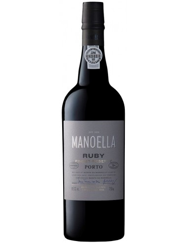 Porto Manoella Ruby Finest Reserve -...
