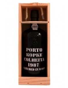 Kopke Colheita 1987 Matured in Wood - Port Wine