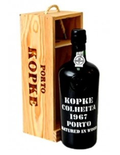Kopke Colheita 1967 Matured in Wood - Vinho do Porto