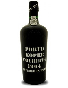 Kopke Colheita 1964 Matured in Wood - Vinho do Porto