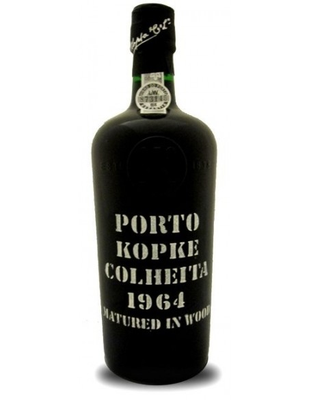 Kopke Colheita 1964 Matured in Wood - Port Wine