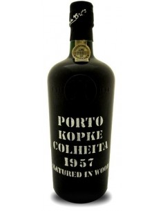 Kopke Colheita 1957 Matured in Wood - Port Wine