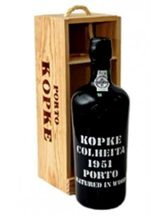 Kopke Colheita 1951 Matured in Wood - Vin Porto