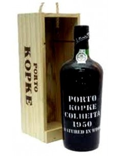 Kopke Colheita 1950 Matured in Wood - Vinho do Porto