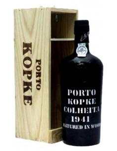 Kopke Colheita 1941 Matured in Wood - Port Wine