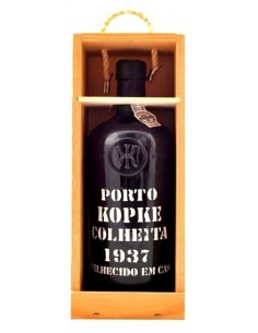 Kopke Colheita 1937 Matured in Wood - Port Wine