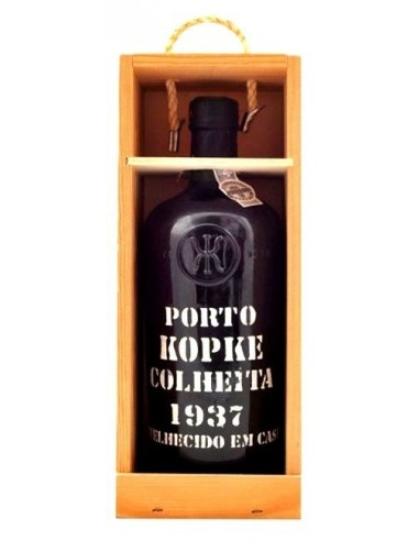 Kopke Colheita 1937 Matured in Wood - Vino Oporto