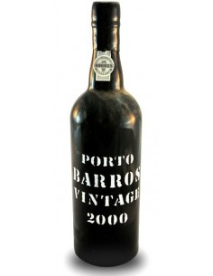 Porto Barros Vintage 2000 - Vin Porto