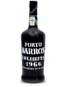 Porto Barros Colheita 1966 Matured in Wood - Vinho do Porto