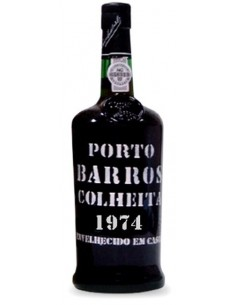 Porto Barros Colheita 1974 Matured in Wood - Vin Porto
